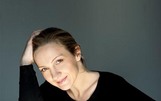 SFA professor Selma Alispahić won the Actress of Europe Award
